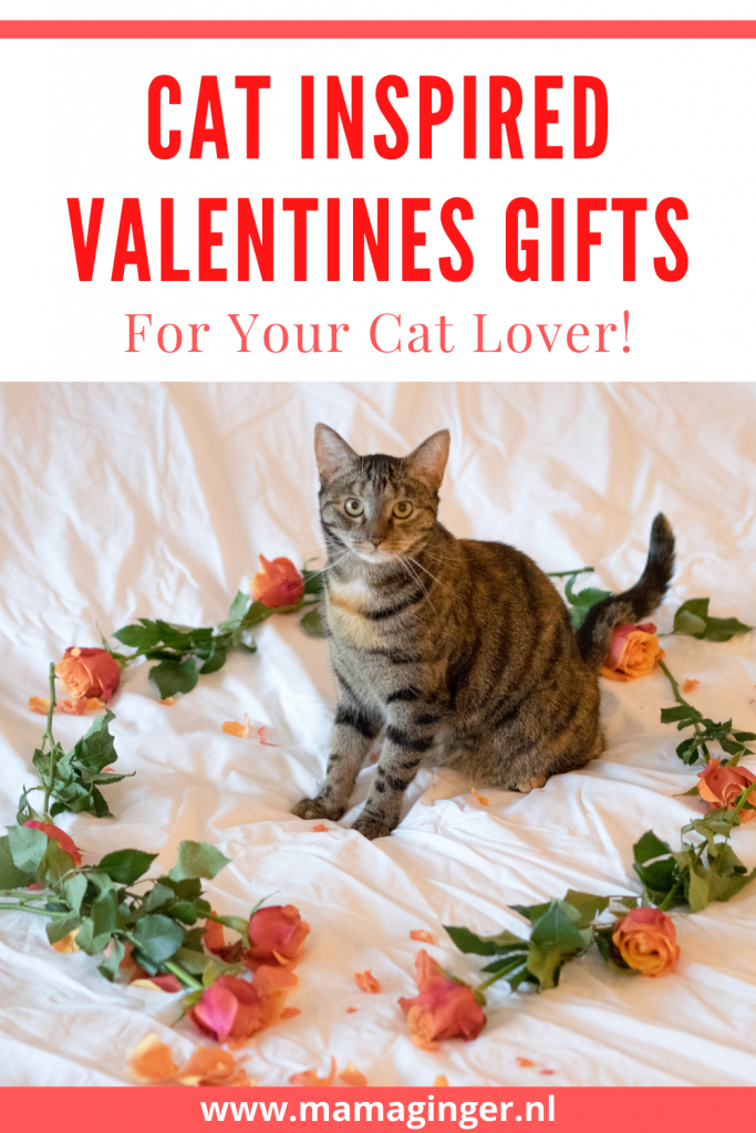 With Valentines just around the corner, step up your game this year with these Cat Inspired Valentines Gifts. This full list of gifts include cat themed board games, cat journal stickers and of course cat themed books.Check the link for more! #giftguide #catthemed #valentines #valentinesgift #giftideas #Valentinesideas