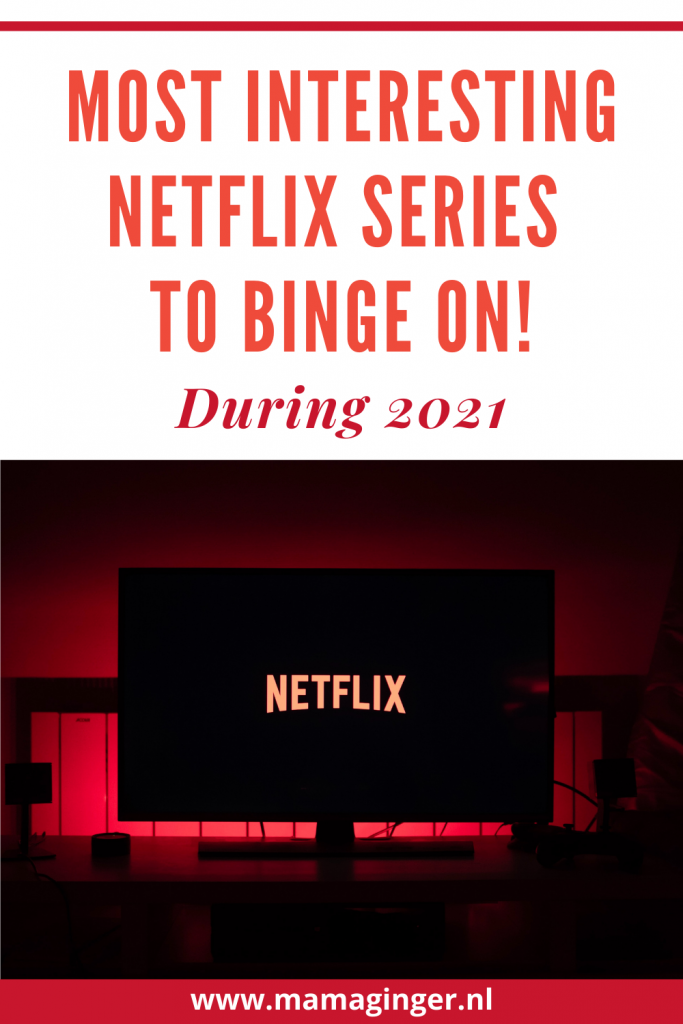 Netflix Series To Binge On This Year pin for pinterest
